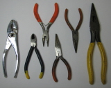 Collection of Pliers