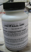 Water Based Conductive Paint