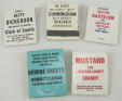 Election Themed Matchbooks